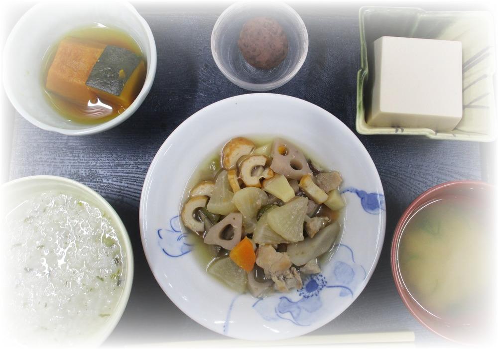 1/7 七草がゆ 筑前煮