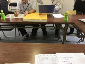 """堺市介護事業者課による""""中間立ち入り検査""""が行われました!"""
