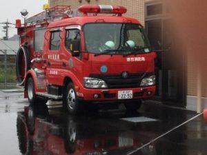 消防訓練!!