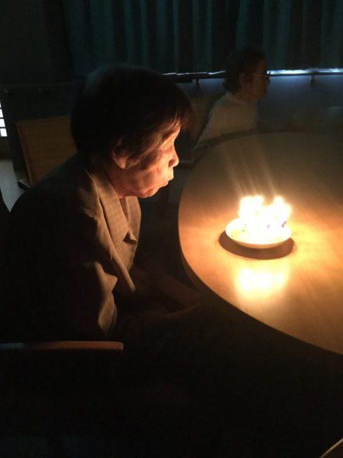 お誕生日会☆彡