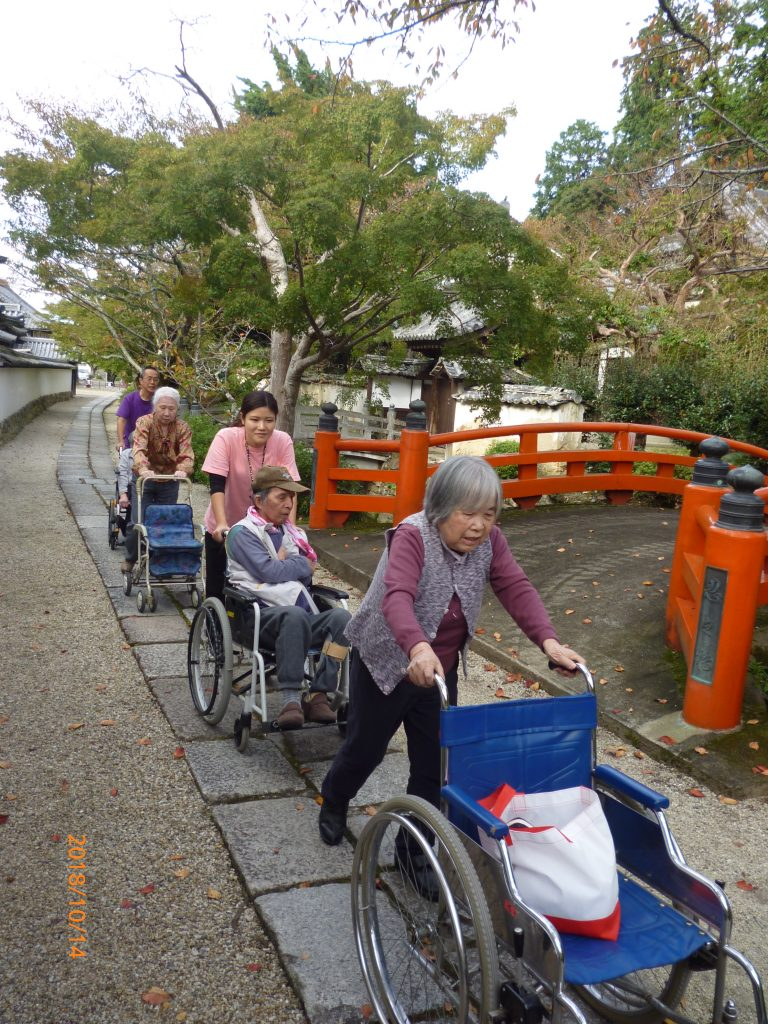 お散歩(11.23)