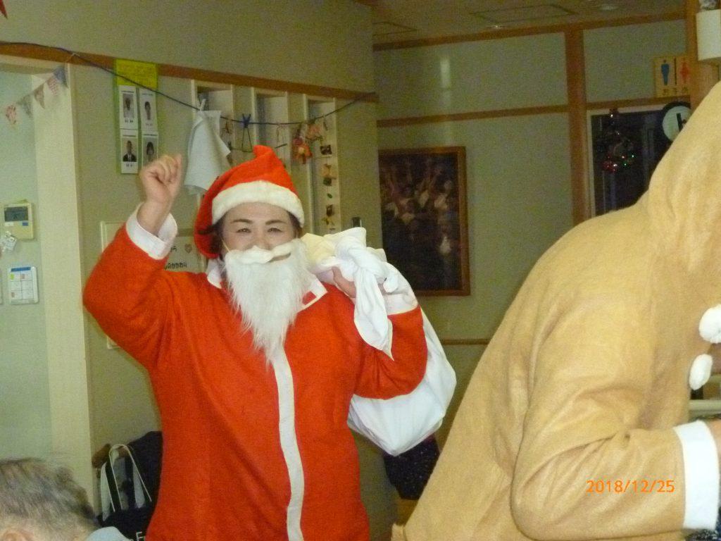 クリスマス会(12.28)
