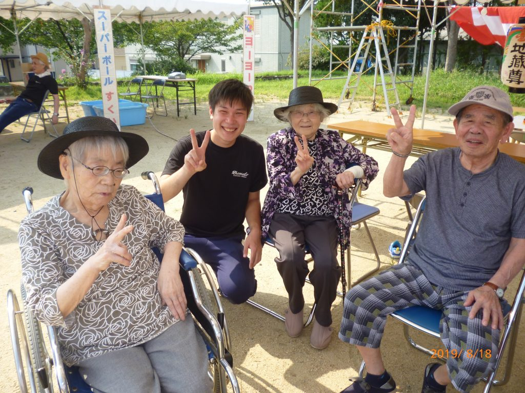 ☆ 地元 鳴尾地蔵盆祭りに行ってきました ☆ R1、8、18