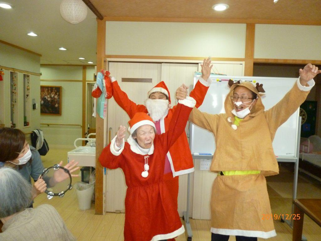 ☆ クリスマス会 ビンゴゲーム NO.2 ☆  R1・12・25